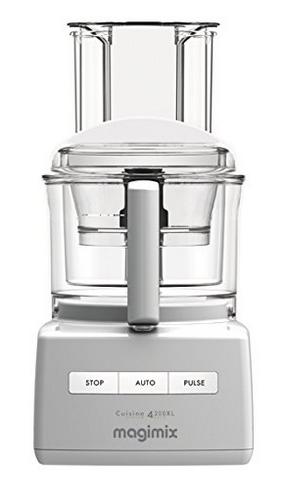 Magimix 4200XL Küchemaschine weiß