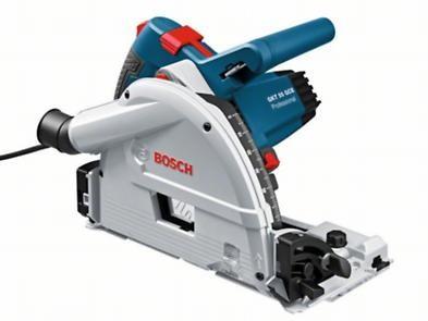 Bosch Professional GKT55GCE Elektro-Tauchsäge inkl. L-Boxx + Zubehör (0601675002)