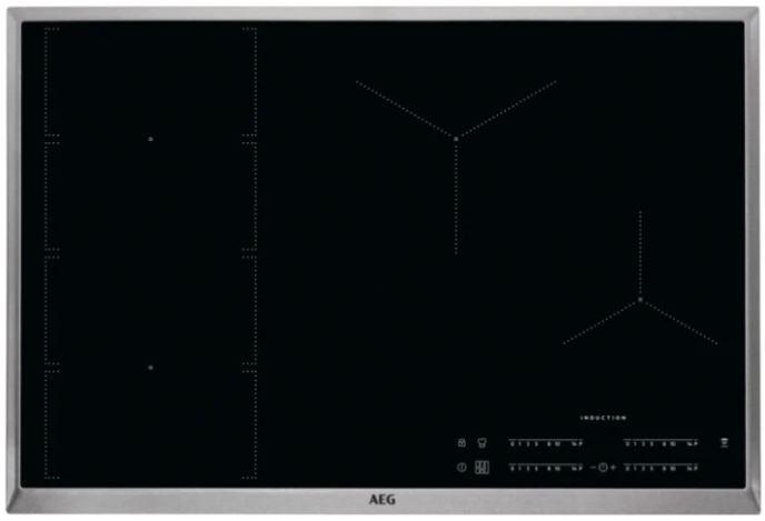 AEG IKE84471XB Induktionskochfeld, 80 cm