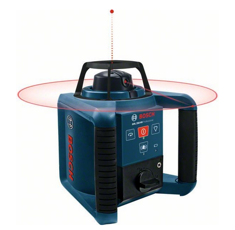 Bosch Professional Rotationslaser (0601061600)