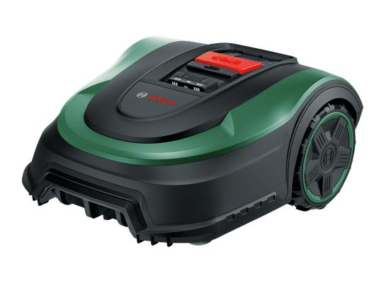 Bosch 06008B0302 Indego S+ 500 Roboter-Rasenmäher