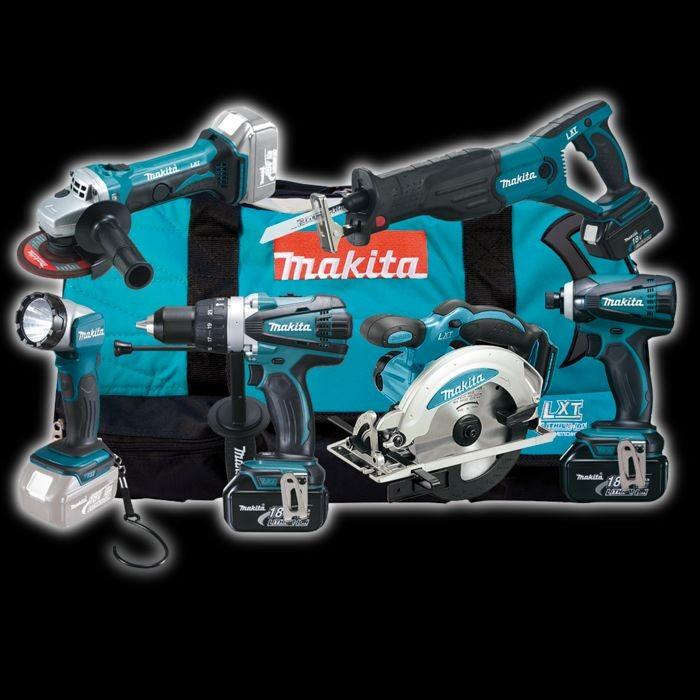 Makita Werkzeug GmbH Makita Akku-Spezialset DLX6011