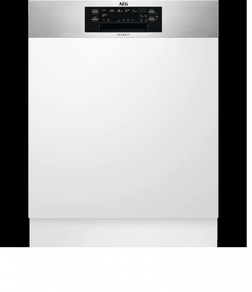 AEG integrierter Geschirrspüler 60cm FEE63600PM