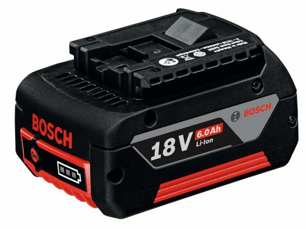 Bosch Akku 18V, 6,0Ah (1600A004ZN)