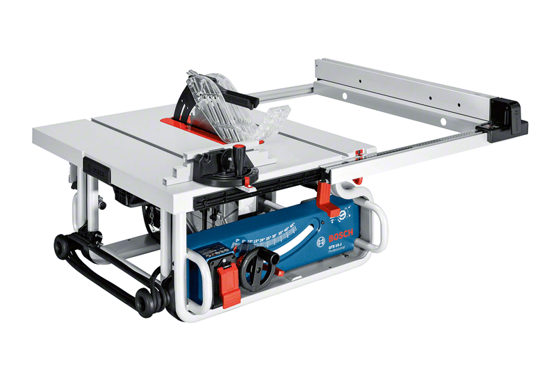 Bosch Professional GTS 10J Elektro-Tischkreissäge (0601B30500)