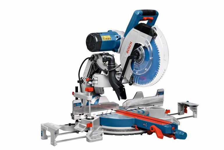 Bosch Professional GCM 12GDL Elektro-Kapp-/Gehrungssäge (0601B23600)