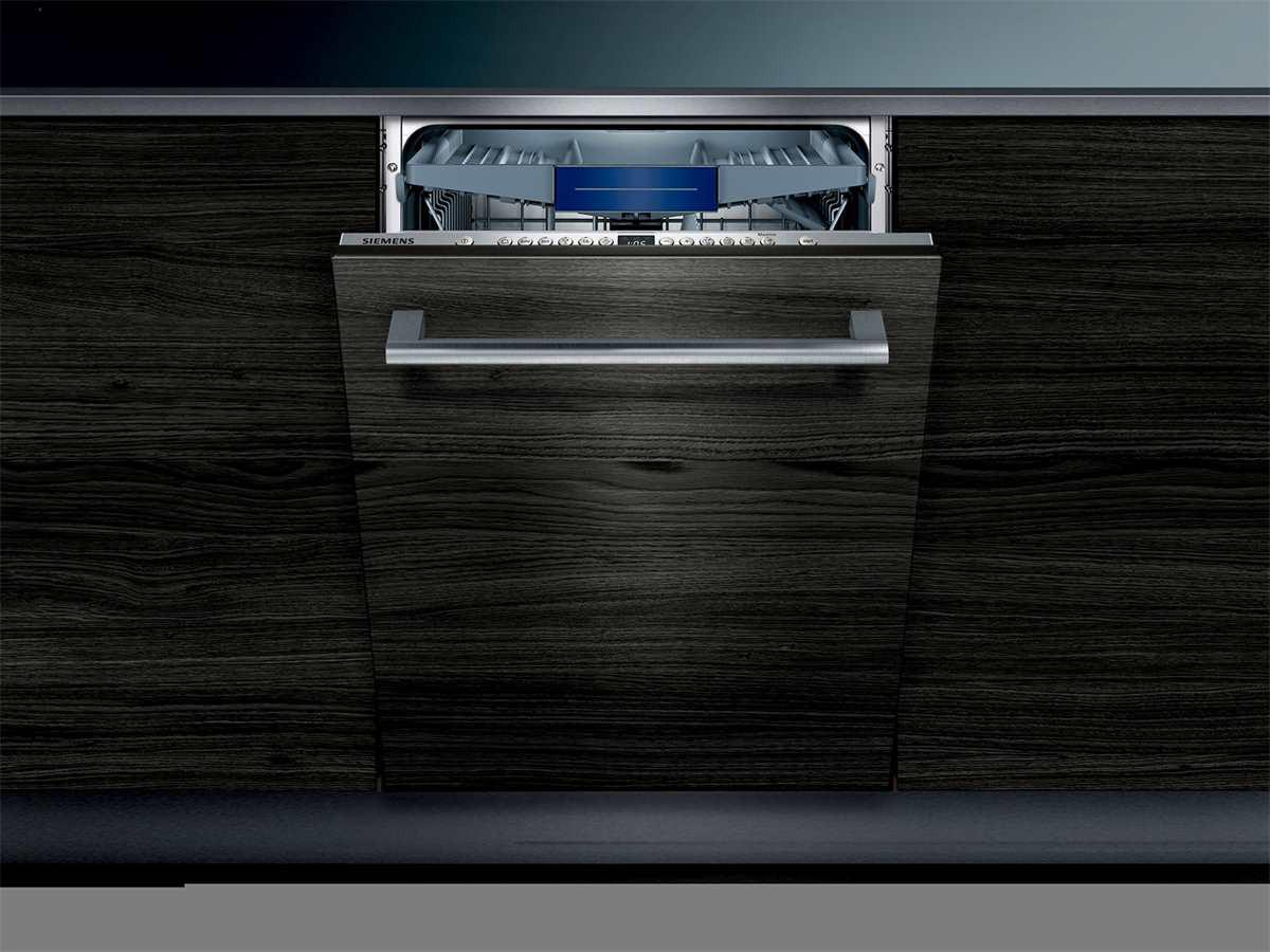 Siemens vollintegrierter Geschirrspüler 60cm SX736X19NE