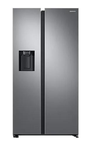 Samsung Side by Side RS68N8331S9/EF mit Twin Cooling Plus System und Wassertank