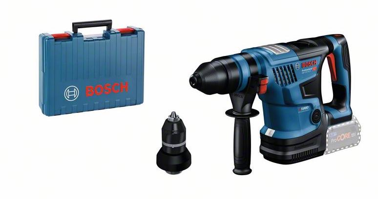 Bosch Professional Akku-Bohrhammer GBH 18V-34 CF (0611914001)