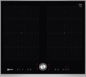 Neff T56TT60N0 FlexInduction-Kochfeld Autarkes FlexInduction-Kochfeld mit TwistPad Bedienung