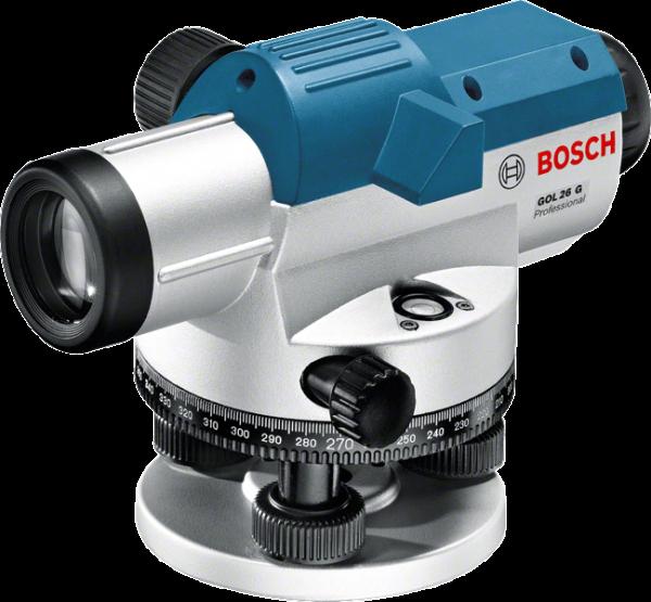 Bosch GOL 26 G Optisches Nivelliergerät (061599400C)