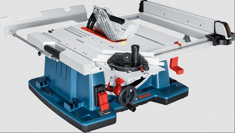 Bosch Professional GTS 10XC Elektro-Tischkreissäge (0601B30400)