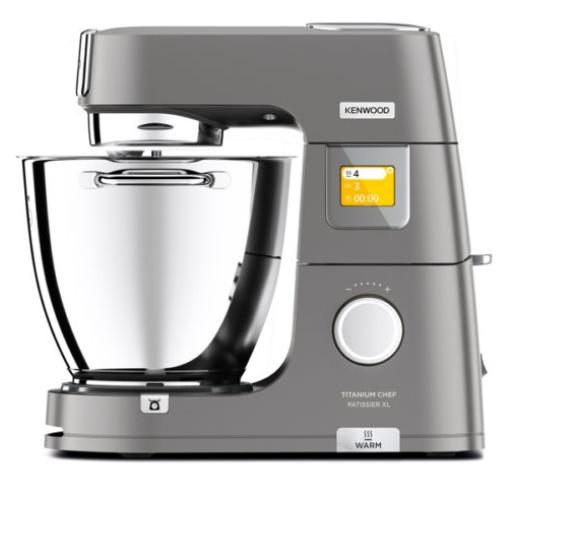 Kenwood KWL90.244SI Küchenmaschine XL
