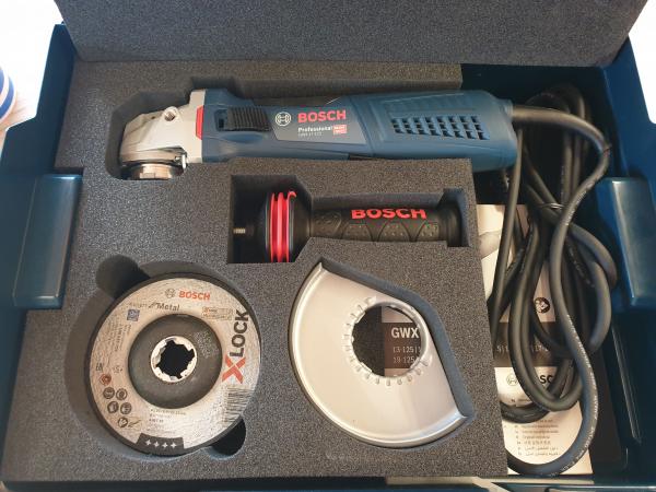 Bosch Professional GWX 17-125 (06017C3002) Ausstellungsstück