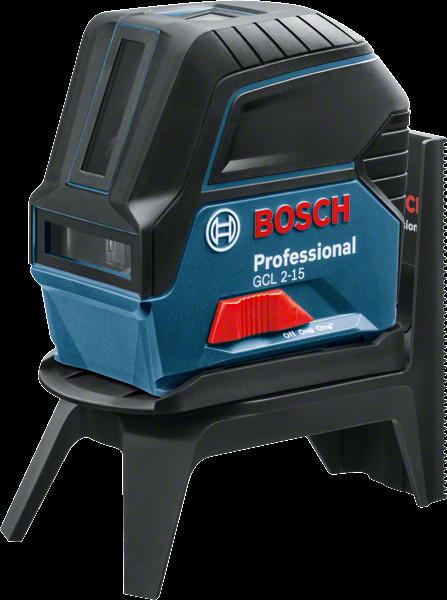 Bosch GCL 2-15 Kombilaser + RM1 + BM3 + Koffer (0601066E02)