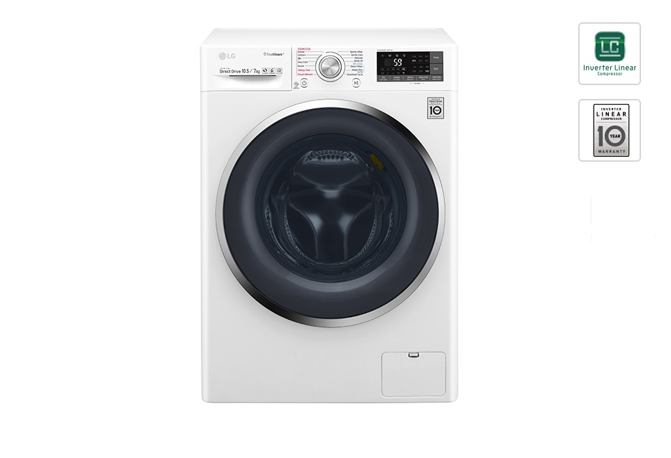 LG Waschtrockner F14WD96TH2