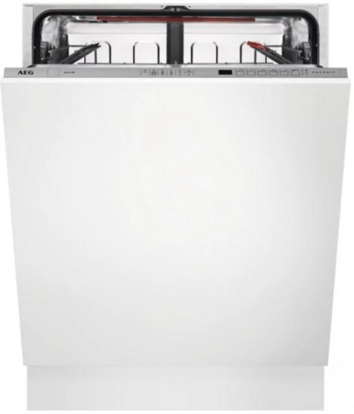 Aeg Fse62600p Vollintegrierbarer Geschirrspuler Breite 60cm
