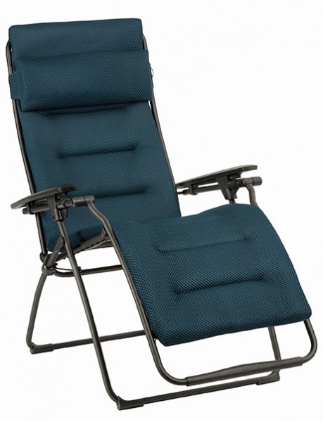 Lafuma Futura BE Comfort Campingstuhl, BLUE ENCRE (LFM3130-8900)