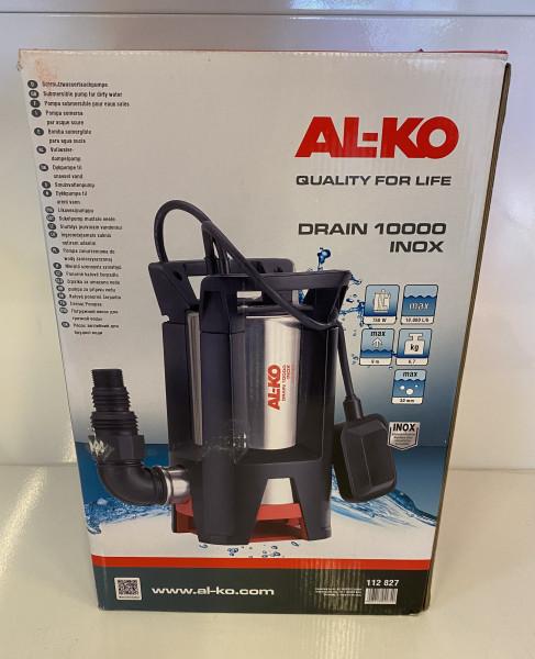 AL-KO Schmutzwassertauchpumpe AL-KO Drain 10000 Inox Comfort 112827