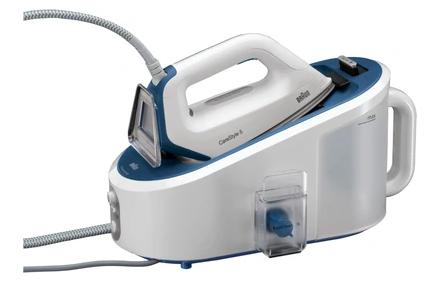 Braun IS5145WH Bügelstation weiß/blau