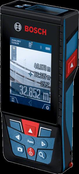 Bosch GLM 120 C Professional Laser-Entfernungsmesser (0601072F00)