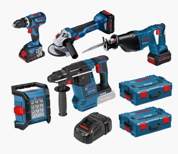 Bosch Professional Set (0615990M2X)