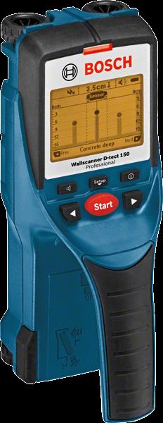 Bosch Professional Wallscanner D-tect 150 (0601010005)