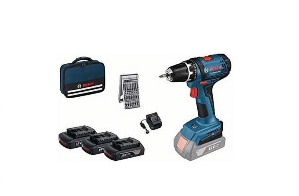 Bosch 0615990J50 Professional PS PB GSR 18-2-LI (3x1.5;B) 0615990J50