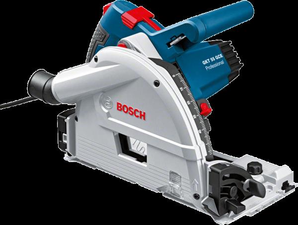 Bosch GKT55GCE Tauschsäge inkl. 2 x Führungschiene FSN1600 (0615990EA8)