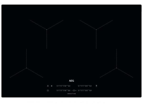 AEG IKB84431IB Induktionskochstelle